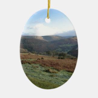 Paso de herradura, Denbighshire, País de Gales Ornato