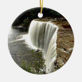 Paso del agua de la naturaleza ornato