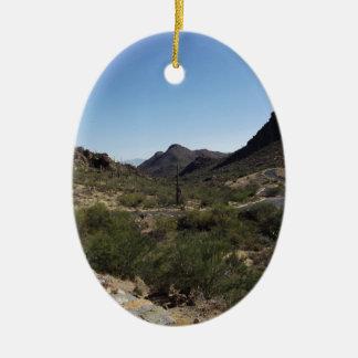 Paso del desierto ornato