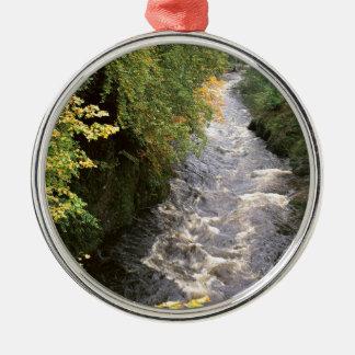 Paso Escocia del río Ornato