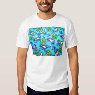 passarinhos de COM del imagem Camisas