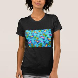 passarinhos de COM del imagem Camiseta