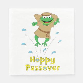 """Passover """"de lúpulo """" estándar de las servilletas servilleta de papel"""