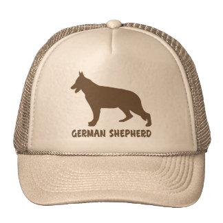 Pastor alemán gorras