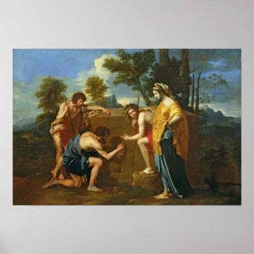 Pastores Arcadian Impresiones