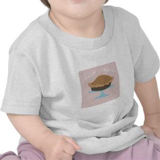 Pat-UNO-Torta Camisetas