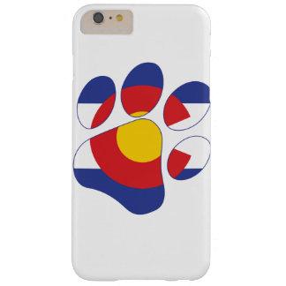 Patas de Colorado Funda Barely There iPhone 6 Plus