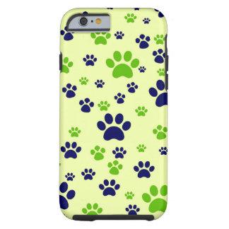 Patas del perrito funda resistente iPhone 6