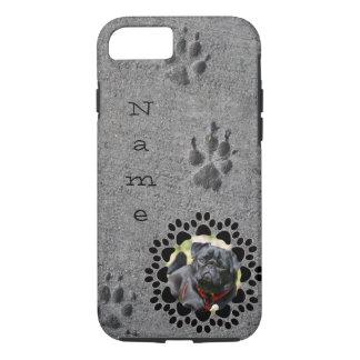 Patas en el cemento - siempre allí funda iPhone 7