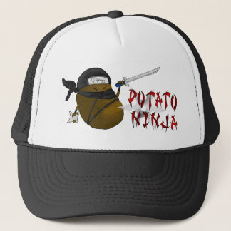 Patata Ninja Gorros Bordados