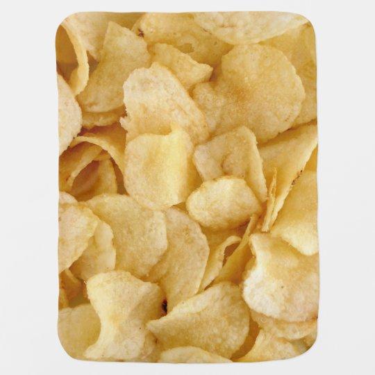 Patatas fritas mantita para bebé