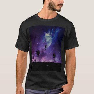 Patín al espacio camiseta