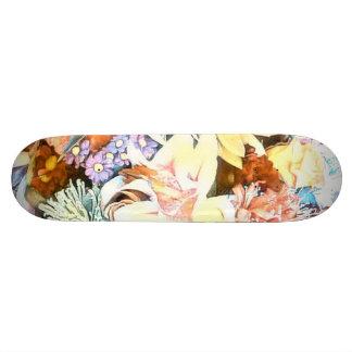 Patin Personalizado 1117 floral suave
