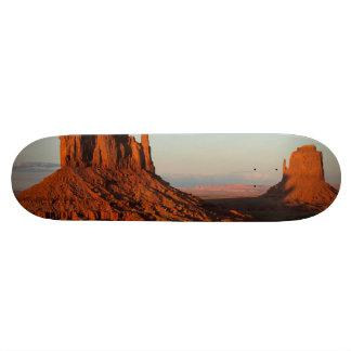 Patín Personalizado Valle del monumento, Colorado