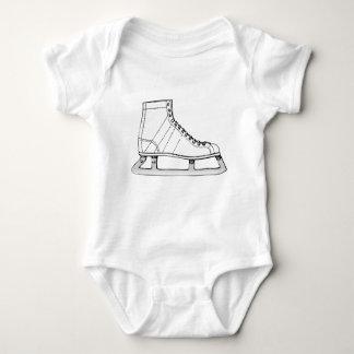 Patinaje artístico el patinaje de hielo body para bebé