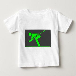 Patinaje Camiseta De Bebé