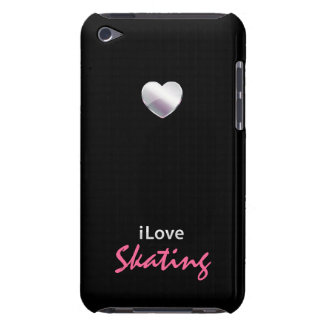 Patinaje lindo Case-Mate iPod touch carcasa