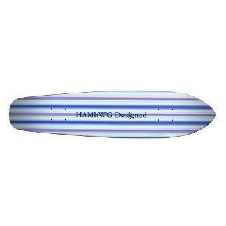 Patineta Personalizada HAMbyWG diseñó - Saketeboard - la raya del
