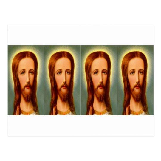 Patio Cristo Postal