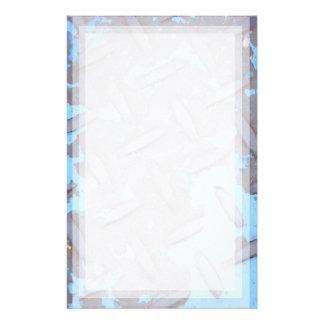 Patio industrial: Azul Papelería Personalizada