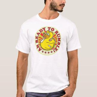 Pato del estruendo camiseta