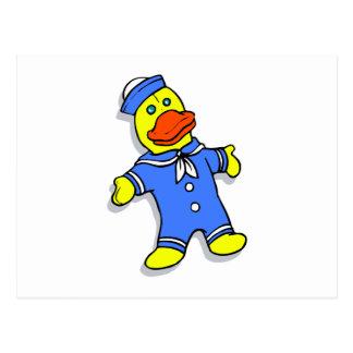Pato del marinero postal