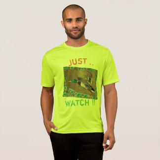 Pato silvestre camiseta