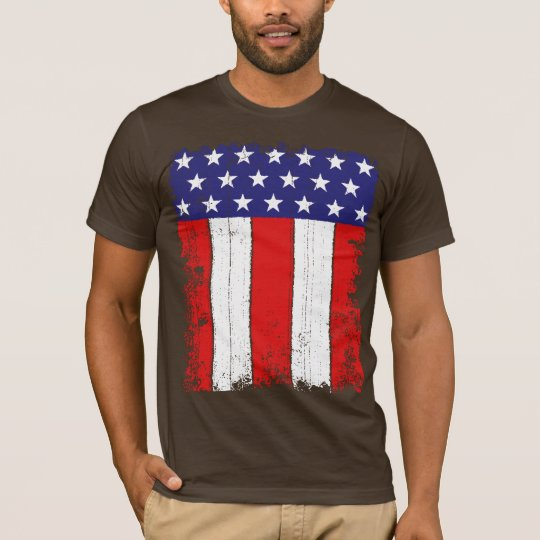 Patriota americano camiseta