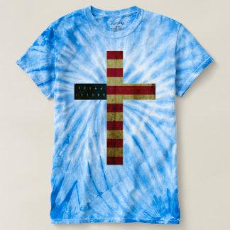 Patriota cristiano camiseta