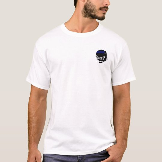 Patrón Café Mascot T-Shirt Camiseta