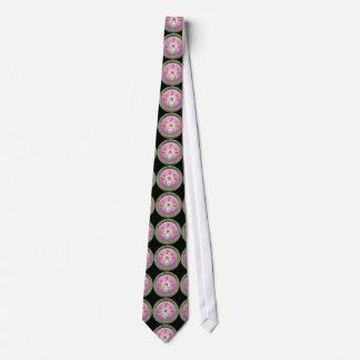 Patrón de la poción del logro de la interferencia corbatas personalizadas