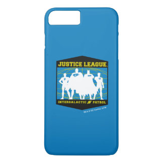 Patrulla intergaláctica de la liga de justicia funda iPhone 7 plus
