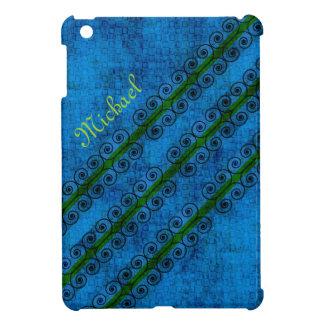 Pattern Blue 1