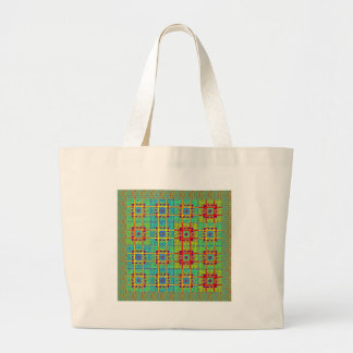 pattern.jpg tribal étnico maya bolsa tela grande