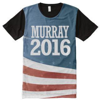 Patty Murray 2016 Camisetas Con Estampado Integral