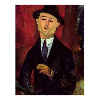 Paul Guillaume Novo Pilota, 1915 Postal