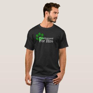 Pawdyguard para la camisa del alquiler (escolta