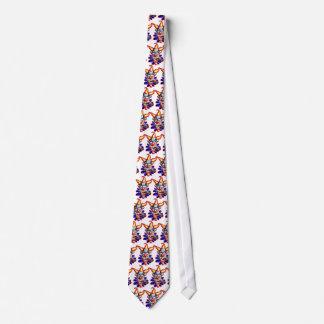 Payaso psico corbatas