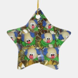 Payasos Ornamento Para Arbol De Navidad