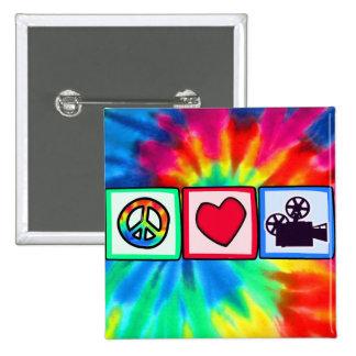 Paz amor películas pin