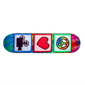 Paz, amor, películas tablas de patinar