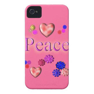 Paz Case-Mate iPhone 4 Coberturas