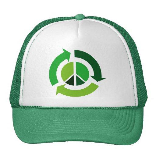 Paz de Eco Gorros Bordados