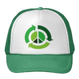 Paz de Eco Gorras