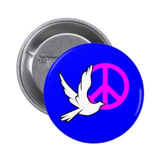 paz de la paloma pin