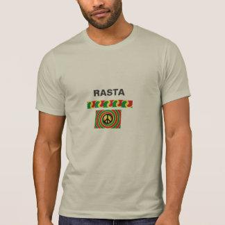 Paz de Rasta: Camiseta (luz)