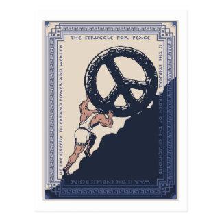 Paz de Sisyphus Postales