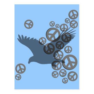 paz del águila tarjetas postales