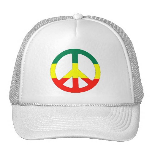 Paz del reggae de Cori Reith Rasta Gorro