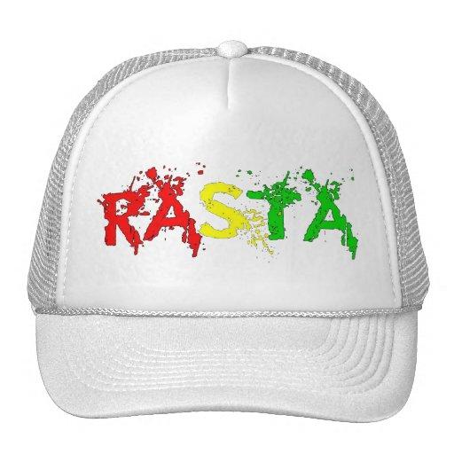 Paz del reggae de Cori Reith Rasta Gorra